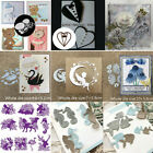 Lace Frame Edge Metal Cutting Die Stencil Scrapbook Card DIY Embossing Craft Set