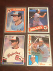 1984 Donruss Baseball Cards 15