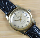 Vintage OMEGA SEAMASTER Gold Cap 2849 Cal 503 Automatic Date Mens Watch