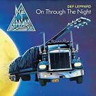 On Through the Night by Def Leppard (CD, Nov-1988, Mercury)