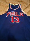 AUTHENTIC Mitchell & Ness 1967 Sixers Wilt Chamberlain Throwback Jersey 54