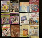 12 Scrapbooking Books Lot Memory Makers Fiskars Simple Scrapbooks etc
