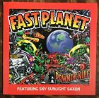 Fast Planet Featuring Sky Sunlight Saxon THE SEEDS Down The Nile AUTOGRAPHED! CD