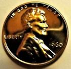 1960 PSmall Date PROOF Lincoln Memorial 1c GEM PROOF REDw P Mint TagFREE S