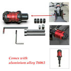 Aluminum Alloy T6063 Rubber Motorcycle Frame Slider Engine Falling Protector