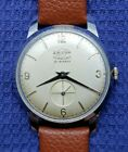 Vintage Enicar Ultrasonic Mechanical Watch Oversize Case