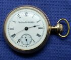 1880s Columbus Antique Pocket Watch North Star Size 18