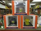 LIONEL 6-18651,6-18652, 6-37808 SUNOCO OIL TANKS PRE OWNED BOXED TESTED