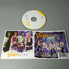 The Vamps - Live 2015 USA CD EP 3 Trk MINT #1073*