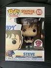 Steve Ahoy! Funko Pop! Stranger Things Netflix Baskin Robins Exclusive Ice Cream