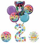 Mayflower Products Beanie Boos 2nd Birthday Party Supplies Balloon Bouquet De...