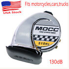 Motorcycle Chrome Loud Horn For Suzuki Boulevard C50 C50T M109R Limited Edition
