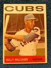 Billy Williams Cards, Rookie Card and Autographed Memorabilia Guide 15