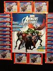 2013 Panini MARVEL Avengers Assemble Sticker Album & 25 Packs stickers NEW!!!