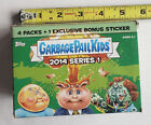 GARBAGE PAIL KIDS 2014 SERIES 1 TRADING CARD HOBBY BOX COLLECTER SERIES CARDS @@