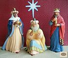 LENOX Miracle in Bethlehem Nativity Set of 3 Magi Melchior Gaspar Balthazar