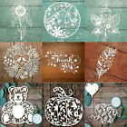 Metal Cutting Dies Animal Stencils DIY Scrapbook Embossing Card Craft Decor Set