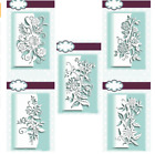 Floral Flower Lace Edge Cutting Dies Embossing Scrapbook Stencil Paper Craft DI