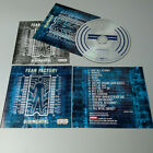 Fear Factory ‎– Digimortal JAPAN CD+Bonus Trk+Sticker  RRCY-11134 VG #1071