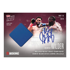 2018 Topps Now Showtime Championship Boxing Cards 12