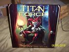 TITAN FORCE / FORCE OF THE TITAN CD BOX SET MEGA RARE ONLY 50 MADE