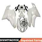 DIV Fit Ducati 2003-2004 749 999 R/S Unpainted Plastic Fairing Body Kit Set