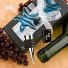 12 70 Murano Glass Blue Starfish Wine Bottle Stoppers Beach Themed Wedding