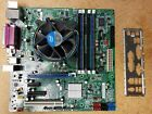 Intel DQ67OW Motherboard with Intel Core i5 2500 4GB RAM and IO Shield 00LU