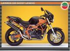 Laverda 650 Ghost Legend brochure Prospekt, 1998