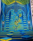 Phish St Louis sold out Brad Klausen print poster blue  600 2019 not pollock