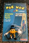 Vintage 1982 Coleco PAC-MAN Collectable Arcade Figure by Midway #4503 Mr. PAC-MA