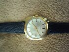 Vintage 1970 Timex Gold Toned Electric Watch