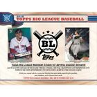 2019 Topps Big League Baseball Factory Sealed Hobby Box 24 Packs 10 Cards Pack