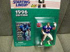 Chris Spielman 1996 Starting Line Up Figure with Trading Card in package.