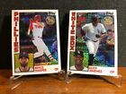 2019 Topps Series 2 SILVER PACK 1984 84 CHROME You Pick Finish Set BUY 2 GET 1
