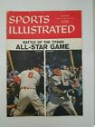Sports Illustrated July 8 1957 All-Star Game Ted Williams Stan Musial Clean VG