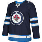 Winnipeg Jets Adidas Authentic Home NHL Hockey Jersey Size 50