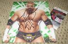 2017 Leaf Wrestling Autographed Photograph Edition 18