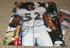 Ray Lewis Rookie Cards and Autograph Memorabilia Guide 46