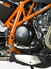 KTM 690 SMC 2011 R&G Racing RHS Engine Case Cover ECC0138BK Black