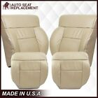 2005 06 07 2008 Ford F-150 Lariat Seat Cover Replacement In Medium Pebble Tan