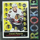 Artemi Panarin Rookie Card Checklist and Gallery - NHL Rookie of the Year 32