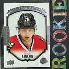 Artemi Panarin Rookie Card Checklist and Gallery - NHL Rookie of the Year 33