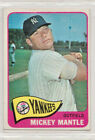 Comprehensive Guide to 1960s Mickey Mantle Cards 128