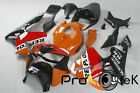 2005-2006 Honda CBR600RR Repsol Edition ABS Plastic Injection Fairings Bodywork