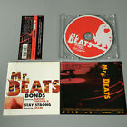 Mr. Beats - Bonds feat.MACCHO&TOKONA-X JAPAN CD W/OBI PCCA-70045 VG #1462