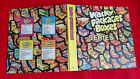 2018 TOPPS LOST WACKY PACKAGES BOX STICKERS SERIES 1-4 OFFICIAL BINDER BRAND NEW
