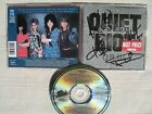 QUIET RIOT - QRIII 1986 1pr CD PASHA Kevin DuBrow FULLY AUTOGRAPHED Heavy Bones