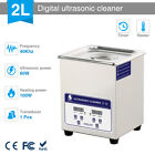 Stainless Steel 0.830 Liter Industry Heat Ultrasonic Cleaner Heater Wtimer