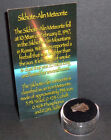 Russian Meteorite with Gem Case Genuine 14 gram Sikhote Alin Meteorite
